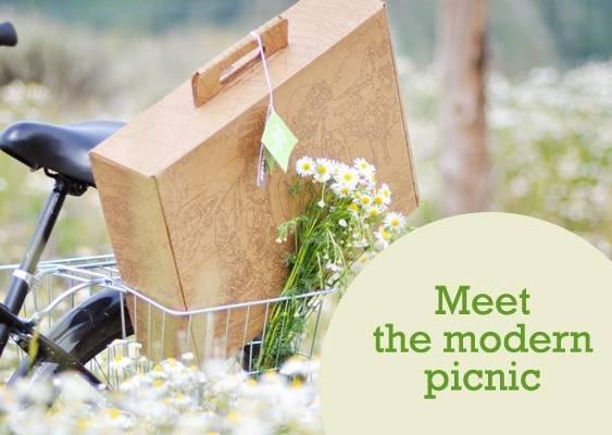 cesta picnic