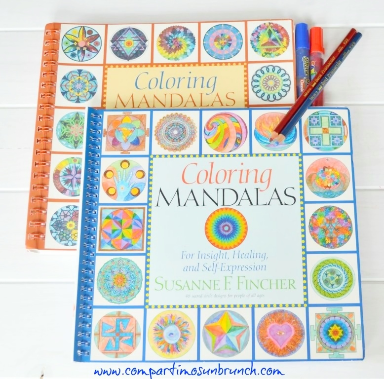 mandalas para colorear | Compartimos un brunch?