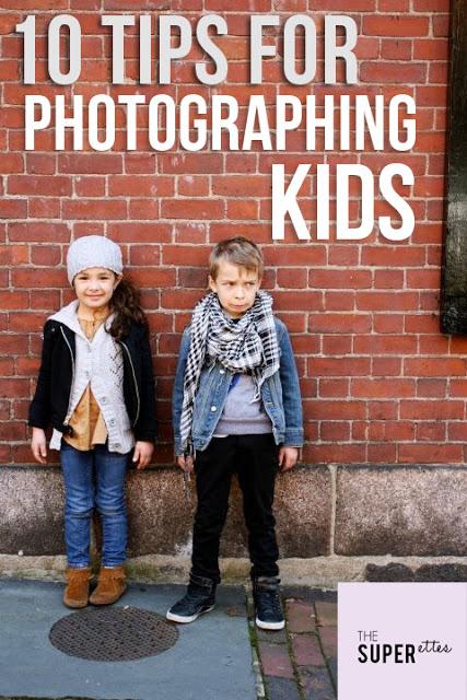 COMO HACER FOTOS A NIÑOS