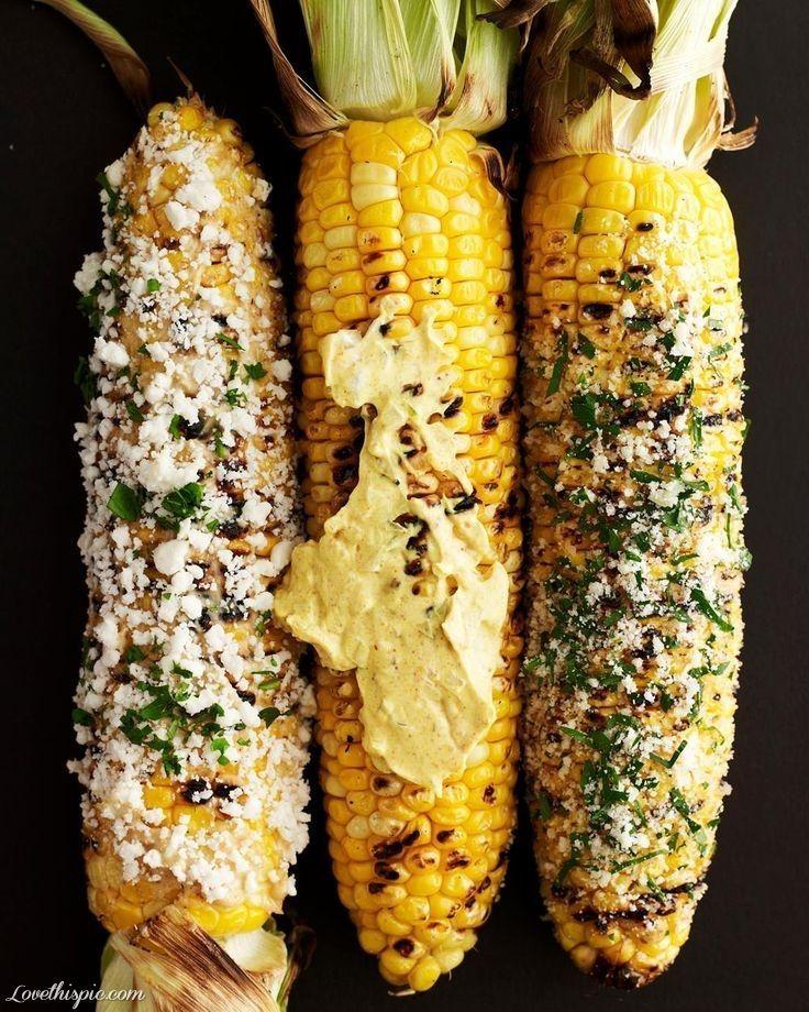 mazorcas maiz barbacoa