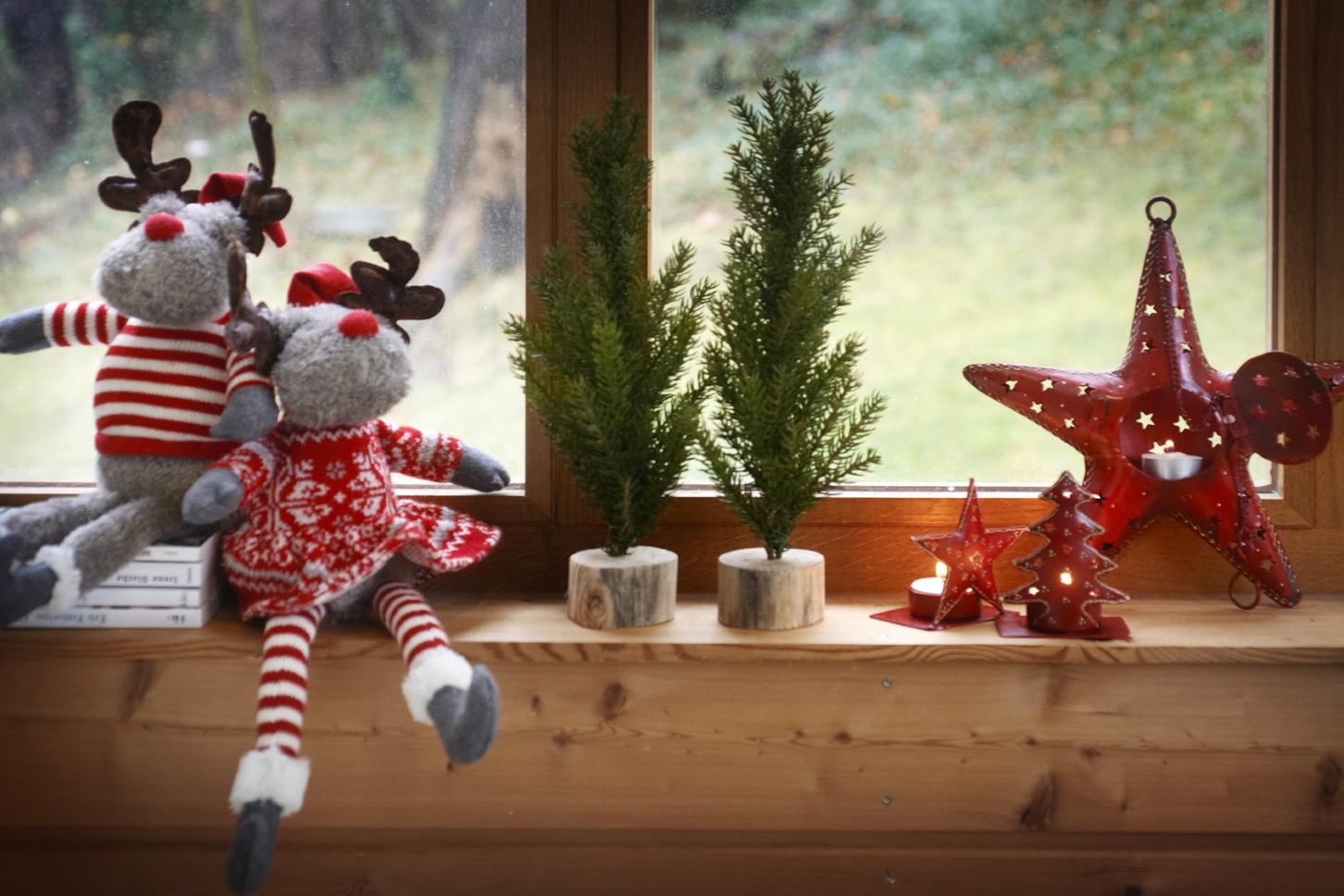 Decoraci n navidad compartimos un brunch for Decoracion navidad