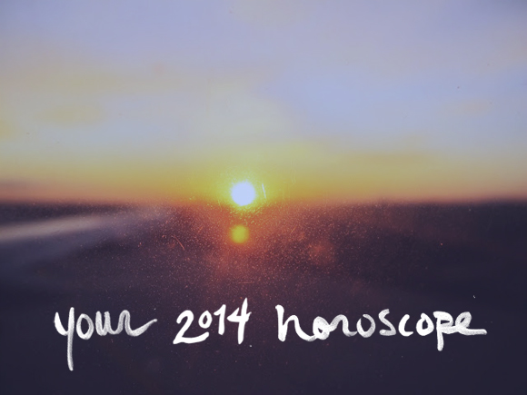 2014 HOROSCOPO