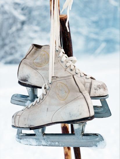 patinar sibre hielo