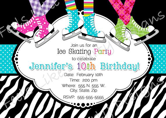 invitacion fiesta cumpleaños